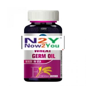 ENC 麦胚芽油 WHEAT GERM OIL - Now2You N2Y