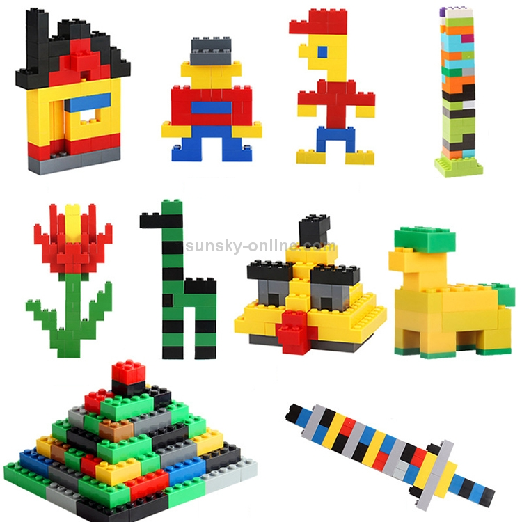 1000-in-1-Intelligent-Toys-DIY-ABS-Material-Building-Blocks-Random-Color-Delivery-TGPT2156