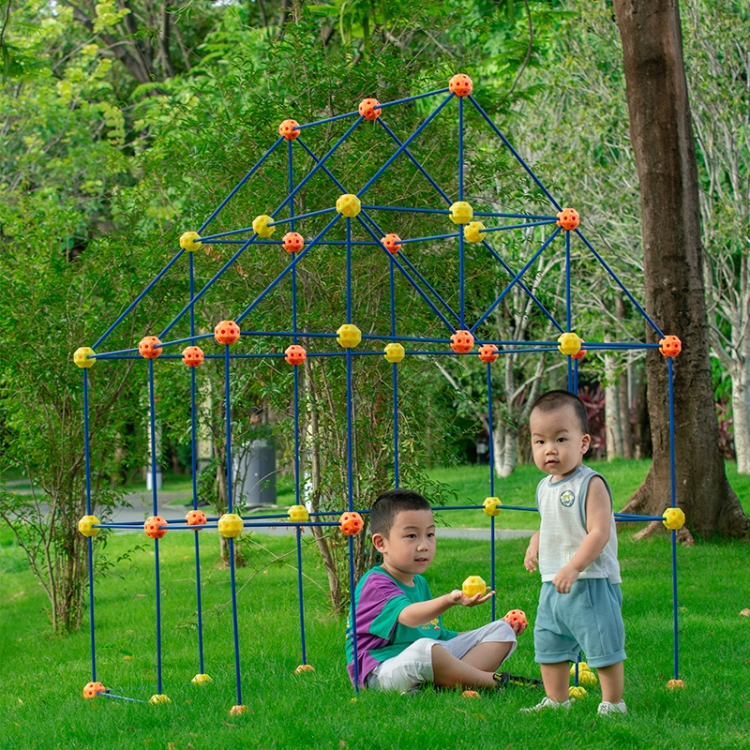 158-PCS-Set-Castle-Building-Blocks-Indoor-And-Outdoor-Children-Tent-DIY-Educational-Toys-TBD0461263102