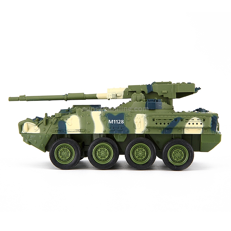 Creative-8021-Artillery-Vehicle-Remote-controlled-Tank-Military-Model-Toy-CarGreen-TGPT1122G