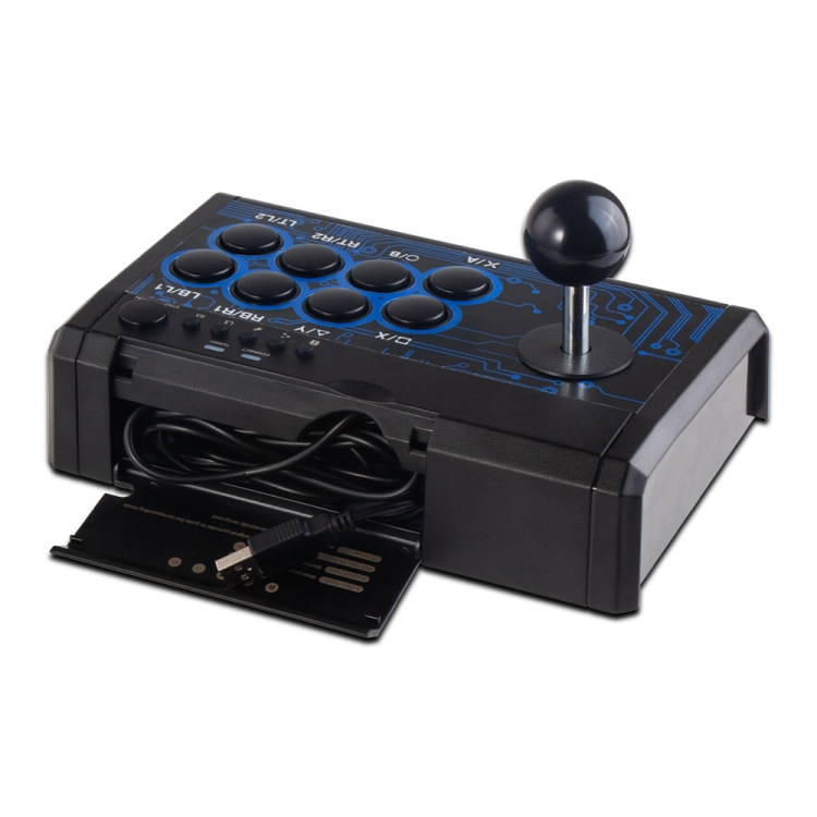 DOBE-Arcade-Fighting-Stick-Joystick-For-PS4PS3XboxONE-SX-Xbox360SwitchPCAndroid-SYA007988