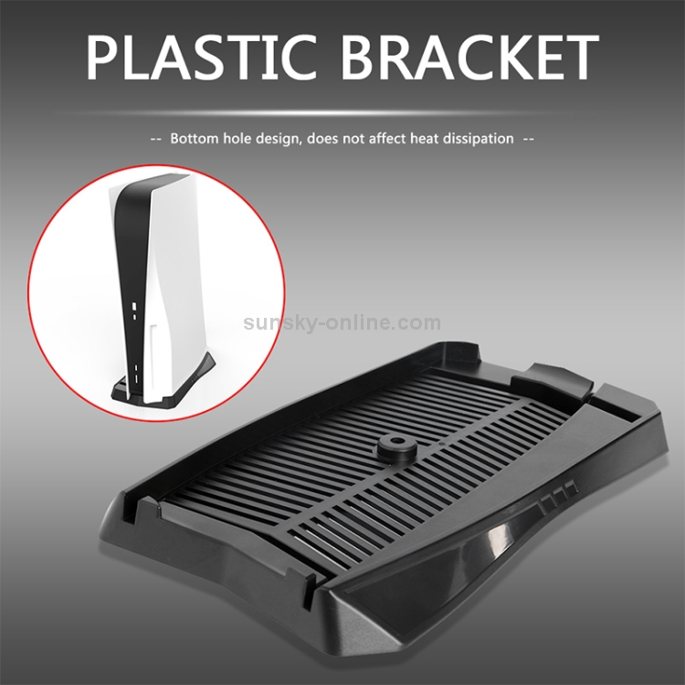 KJH-P5-006-Game-Console-Cooling-Bracket-Stand-Holder-Specially-Designed-For-PS5Black-NT1223B