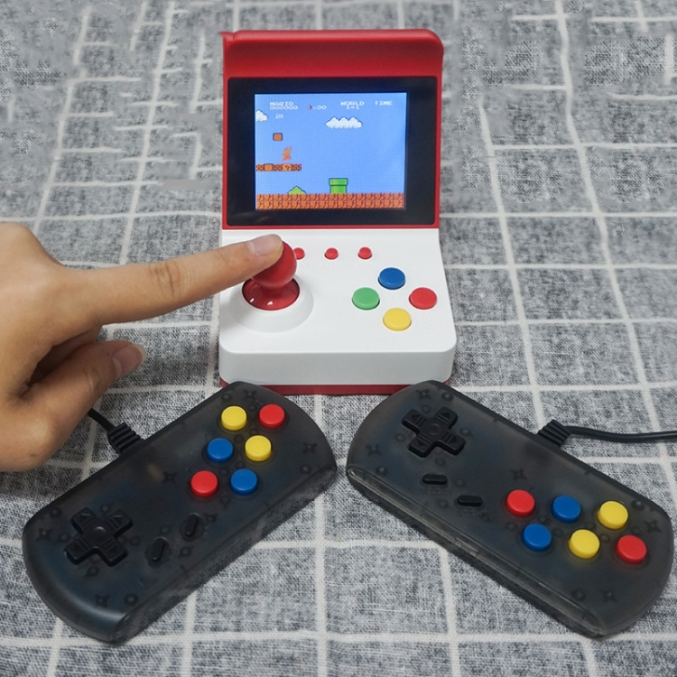 Mini-FC-Game-Console-Retro-Double-Joystick-Handheld-Game-Console-Product-color-RedControllers-TBD0551373802