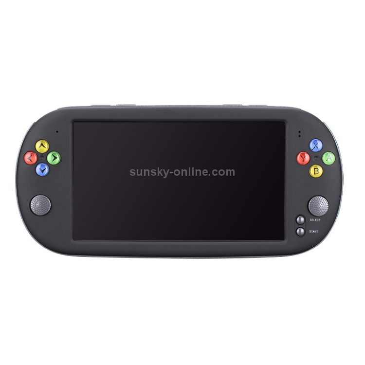 Powkiddy-X16-Retro-Classic-Games-Handheld-Game-Console-with-7-inch-HD-Screen-8G-Memory-Support-MP4-ebook-Photograph-FunctionBlack-CHT1042B